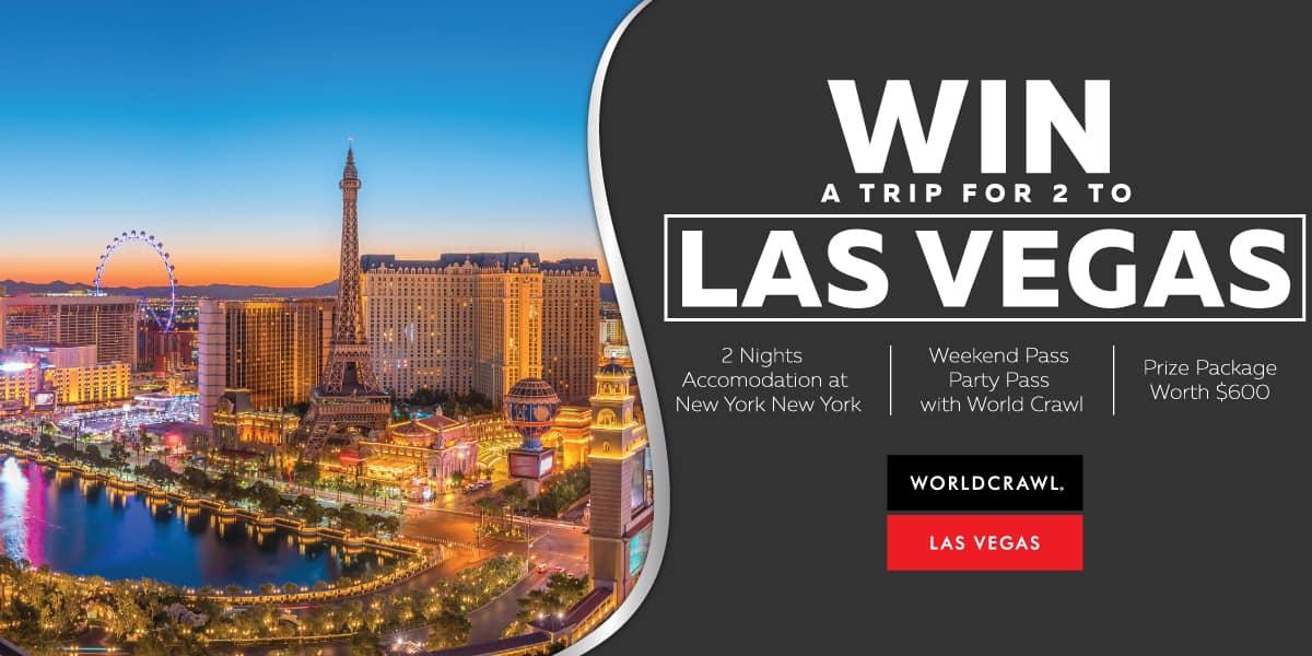 las vegas sweepstakes 2018 - World Crawl Las Vegas | Drinks
